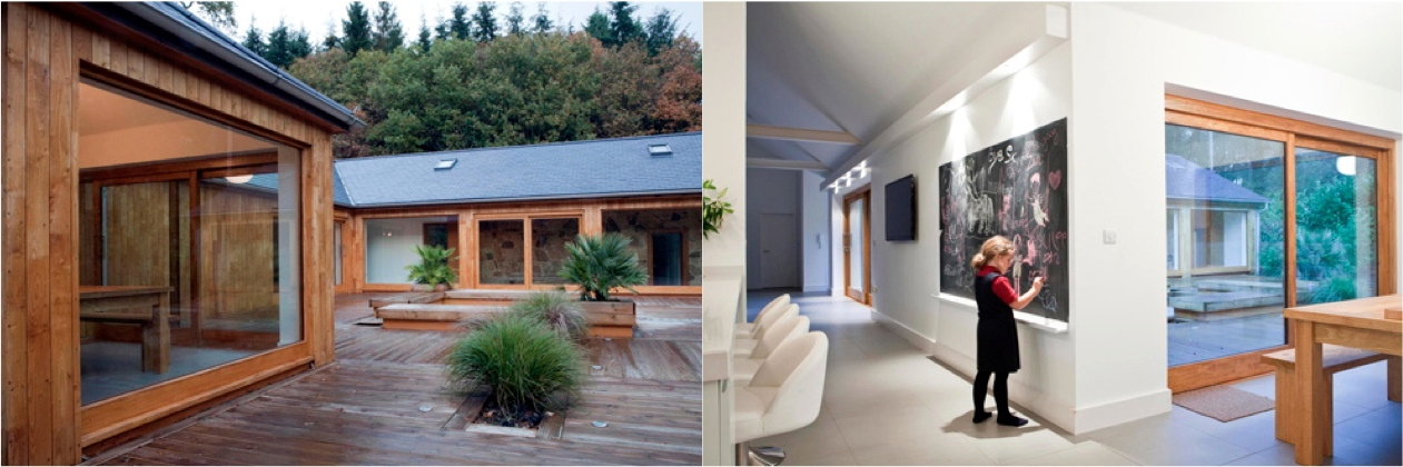 Pickwell Barn: a renovation project